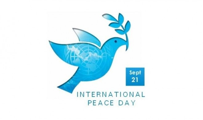 international day of peace 2013 logo